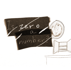 Is Zero a Number